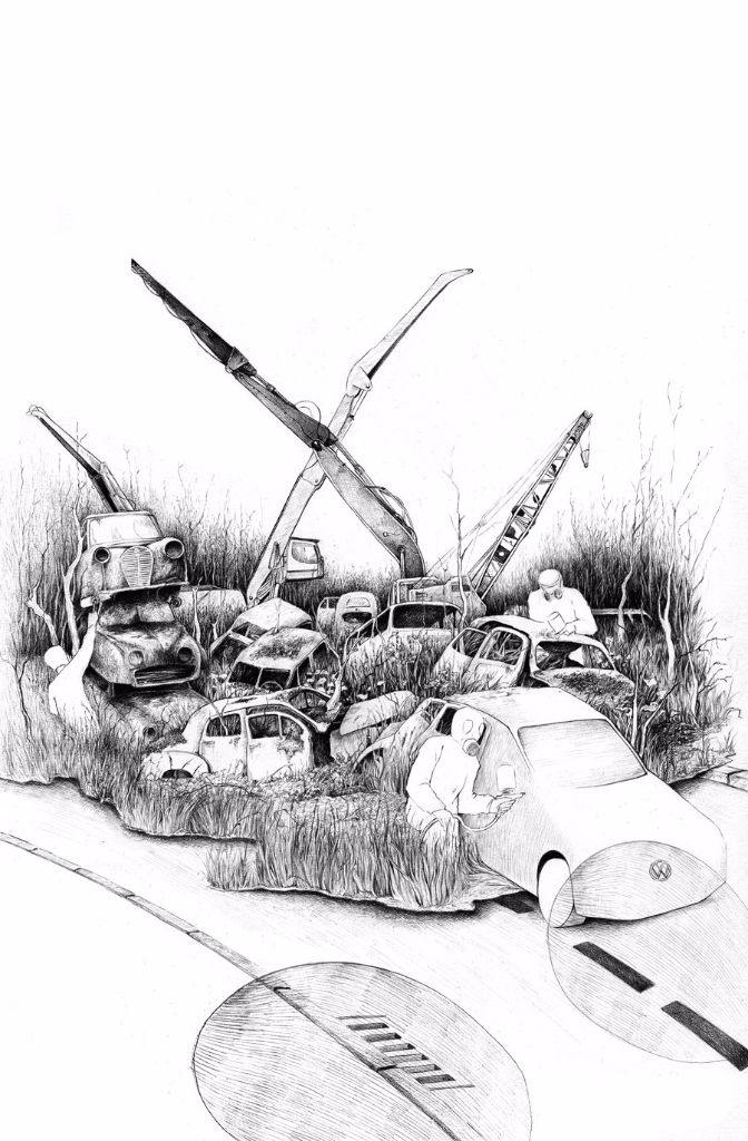 VW-skandal_-Illustration-Andreas-Derebucha